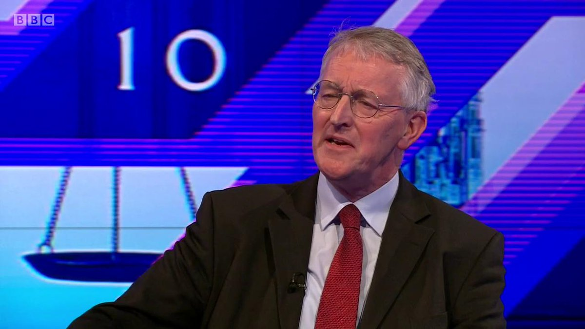"""""""It is extraordinary that these are consequences that could flow from the government's own policy…"""" Brexit Committee Chair @hilarybennmp on the Operation Yellowhammer no deal document published tonight #Newsnight