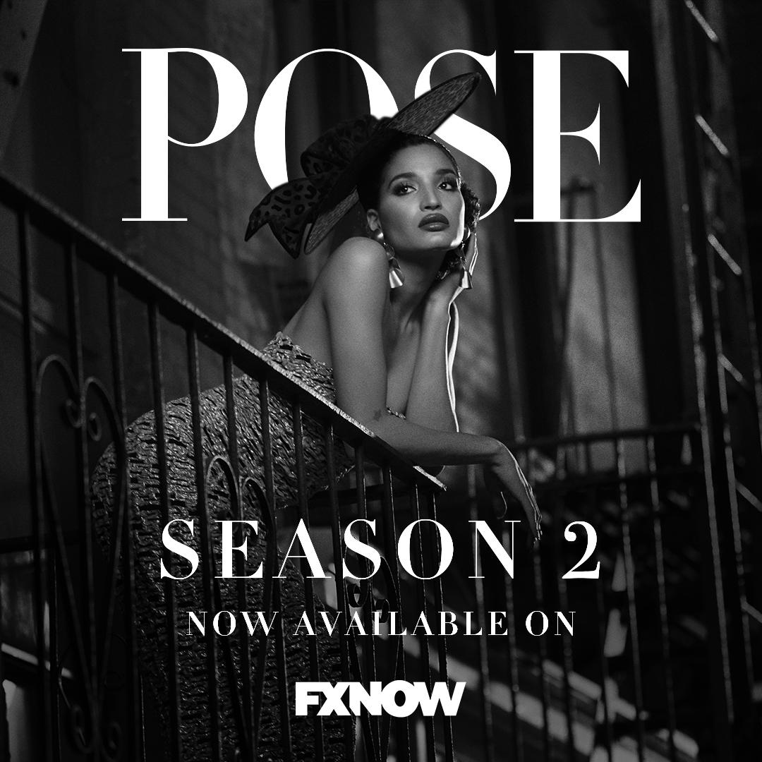 Be the (role) model we want and need. #PoseFX Season 2 available on FXNOW.