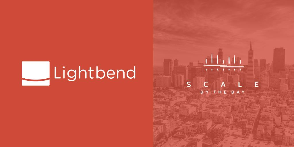 Did you know that our Platinum Sponsor @lightbend has launched an Open Source Serverless Framework to take on the next generation of Serverless? View the latest news about CloudState and meet the Lightbend team at #ScaleByTheBay. buff.ly/2ZIgkwk