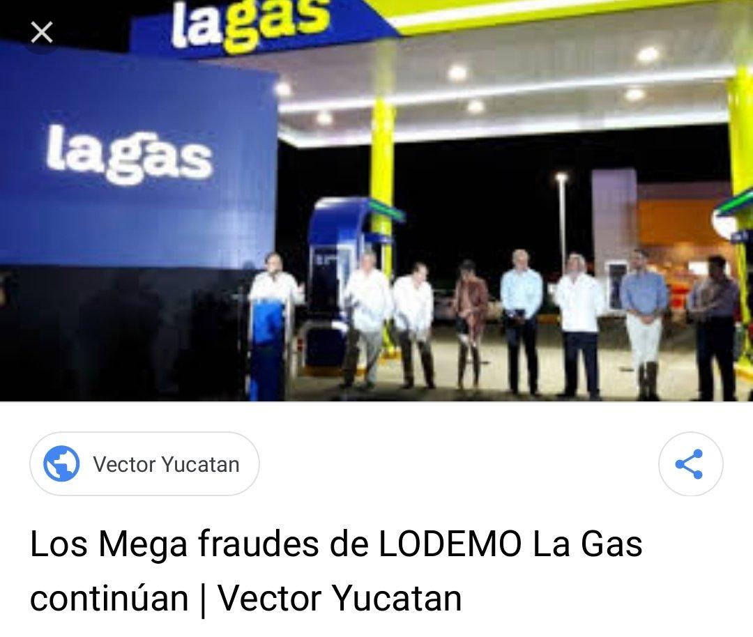 """Ojalá hables de cómo tu hermano, Emilio Loret de Mola, hace sus """"maniobras"""" con los negocios en Yucatán y principalmente en sus gasolineras 'La Gas' y con Grupo LODEMO"""