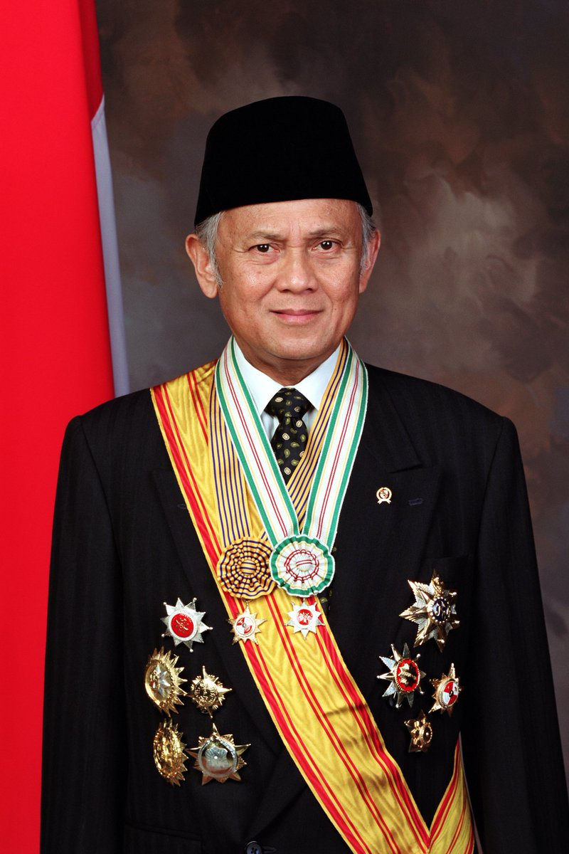 Habibie Hashtag On Twitter