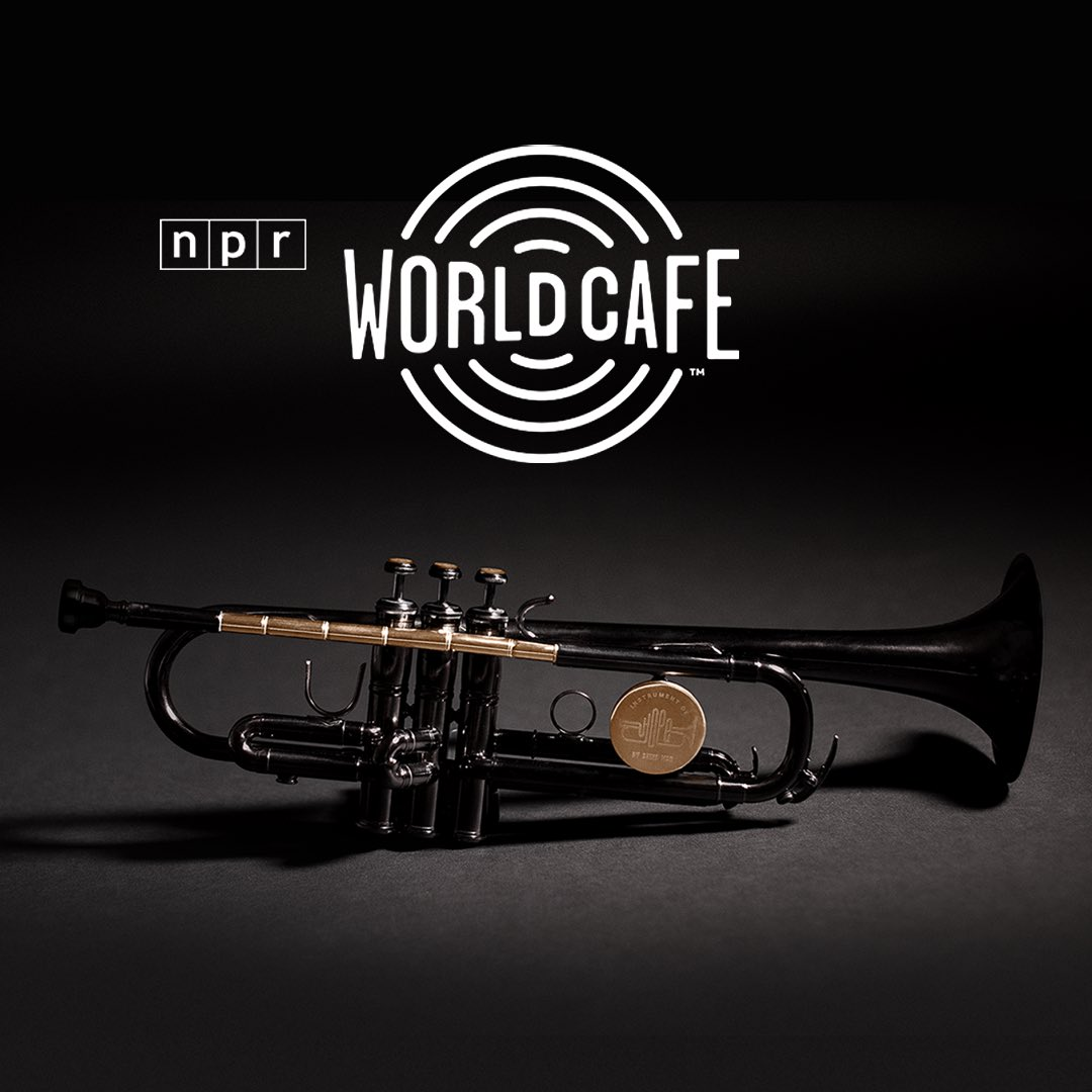Today at 2pm, NPR's World Cafe is featuring The Instrument of Hope — a project by Shine MSD. Listen to the live broadcast on https://t.co/j67dTcQGp7  or stream it on https://t.co/Zivyxu1fWE. Let's keep the gun violence conversation alive! @WorldCafe @hopeonstage #instrumentofhope https://t.co/IR0Hx79jiF