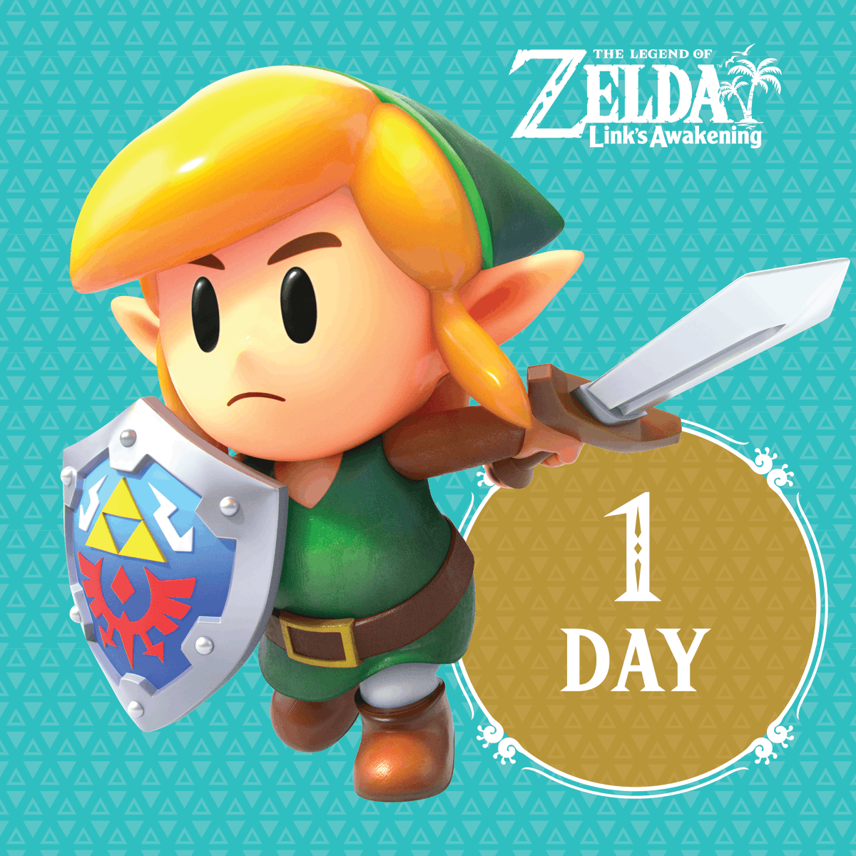 Get ready to help Link awaken the Wind Fish and uncover the truth behind Koholint Island! The Legend of #Zelda: Link's Awakening comes ashore tomorrow!Pre-purchase available now: http://bit.ly/2zs2dMP