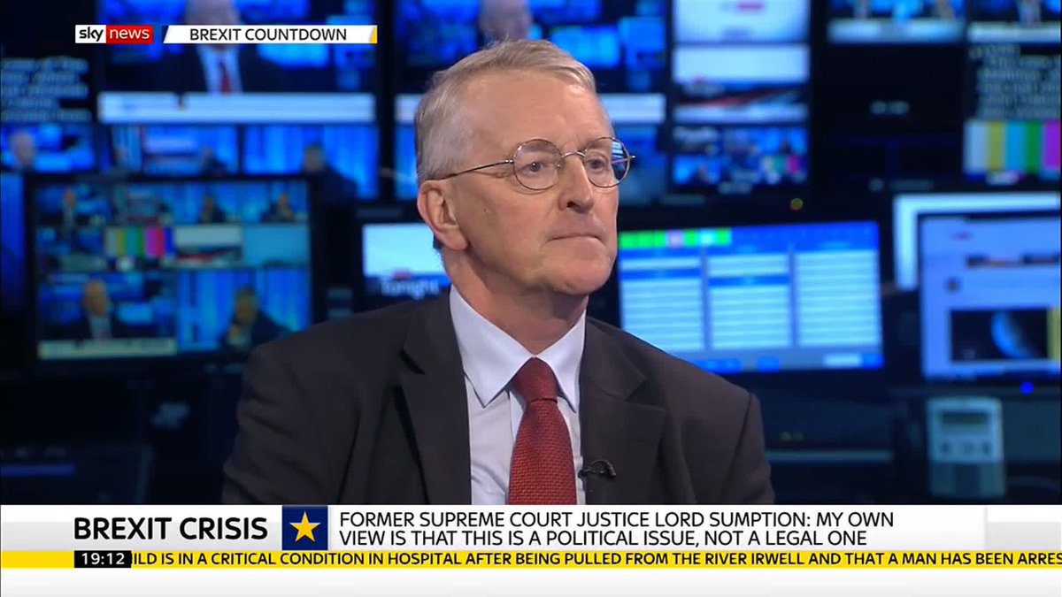 This is completely unprecedented - @hilarybennmp says todays ruling from the Court of Session makes it absolutely clear that @BorisJohnsons motivation for the prorogation was to stymie parliament. To read the full story, click here: po.st/uvojDx