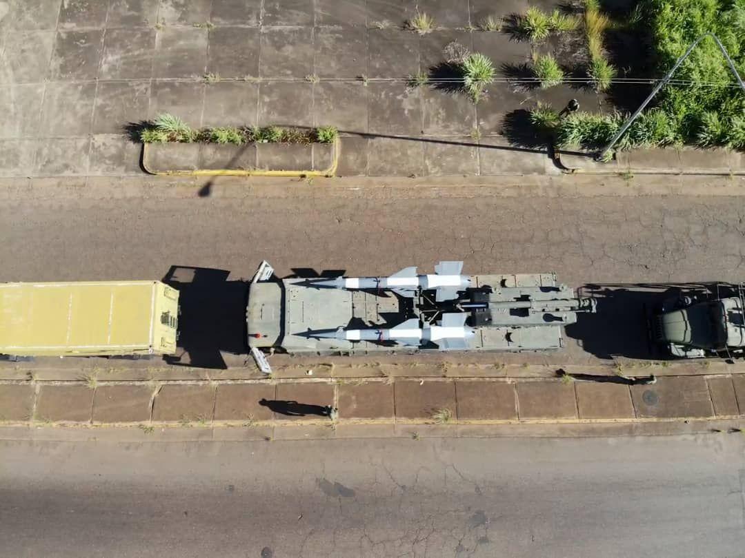 CEOFANB14Aniversario - Hacer como en Panamá eliminar la fuerza armada.  - Página 5 EENJxZiWwAcL6Kc