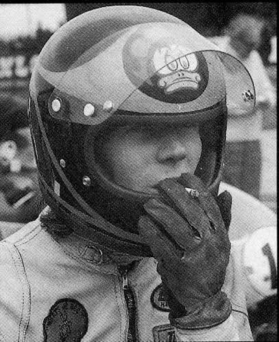 Barry Sheene\s birthday today. Happy 69th Bazza, we all miss you down here...