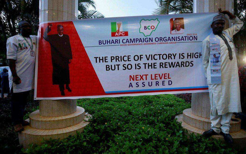 Nigerian tribunal rejects bid to overturn Buhari's election https://reut.rs/2ZWNybj