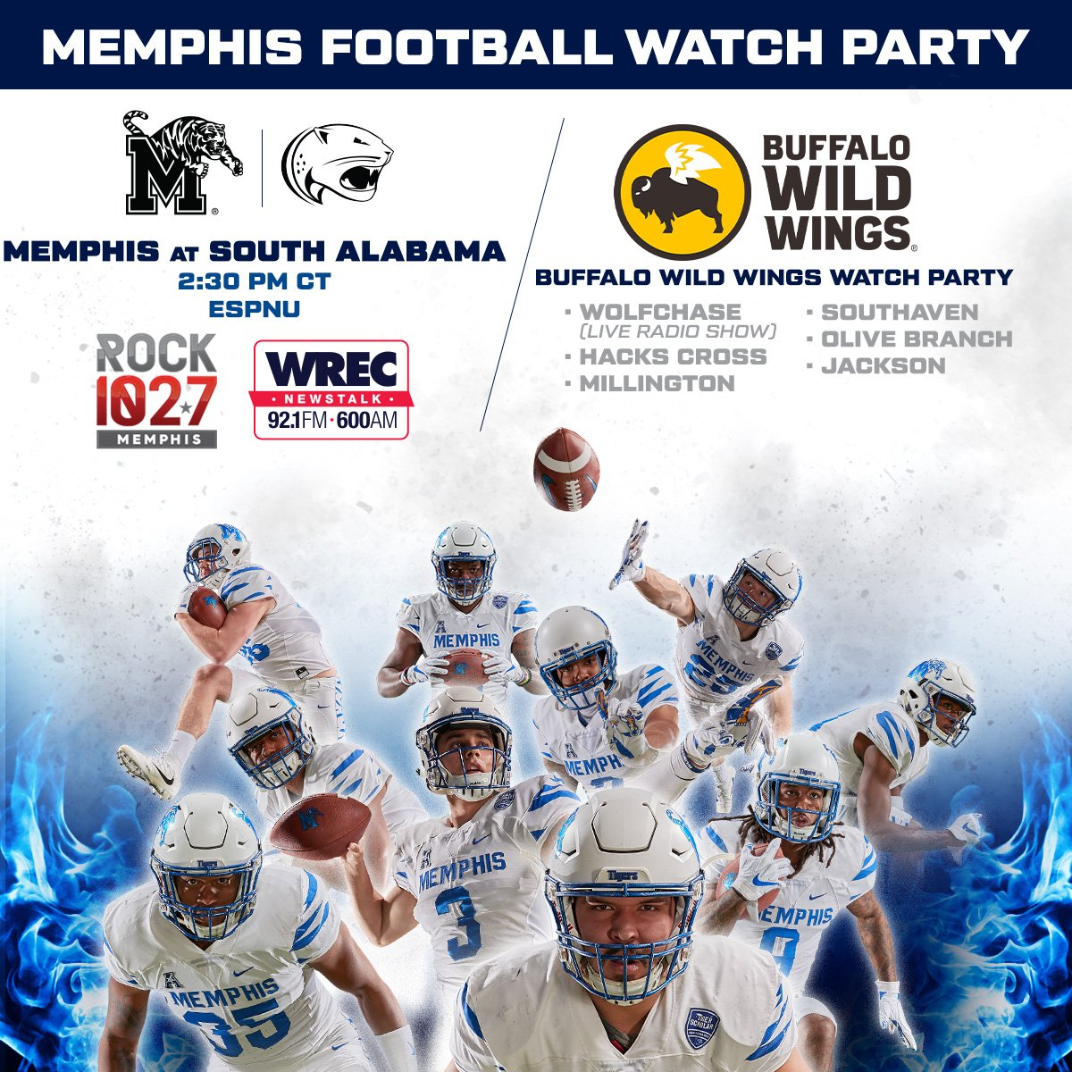 Memphis Tigers On Twitter Stuck In The 901 While
