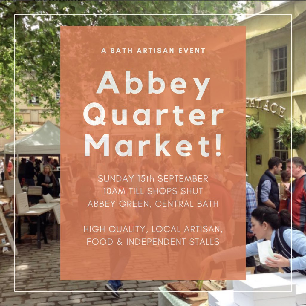 Market Abbey Green Bath