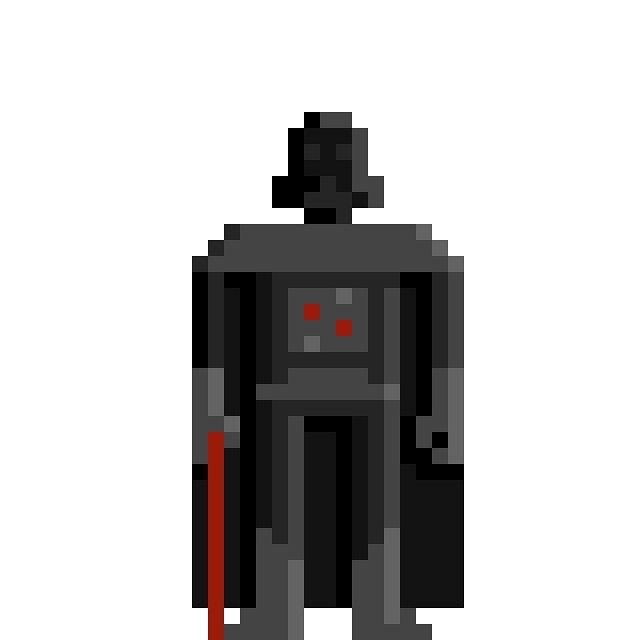 Pixel Heroes On Twitter Darth Vader Darthvader