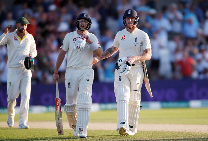 🚨 Exclusive @benstokes38 column ahead of final Test Final Ashes Test is not a time to lick wounds - England must win for Joe Root, Trevor Bayliss and the fans mirror.co.uk/sport/cricket/…
