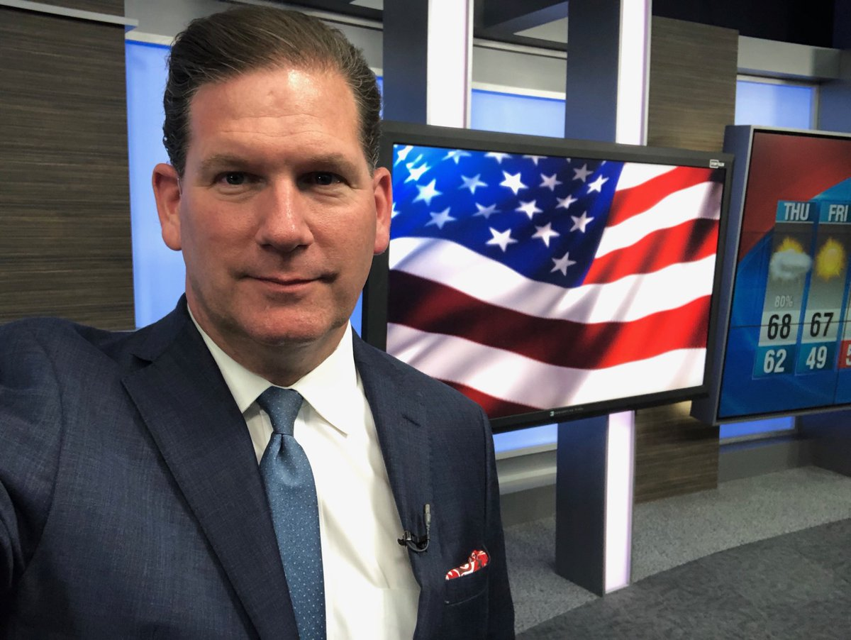 Wearing a special #WellesCrowther red bandana pocket square - starting a new September 11 tradition. Tune into @Boston25 now. #neverforget<br>http://pic.twitter.com/Hrw0RiLaBH