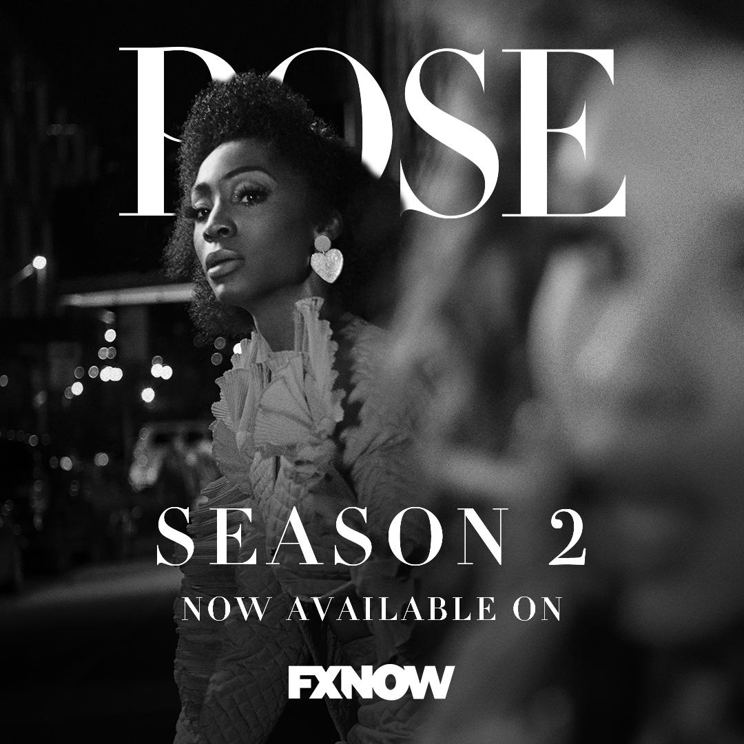 The House built by a hammer. #PoseFX season 2 is on FXNOW. #HouseOfFerocity