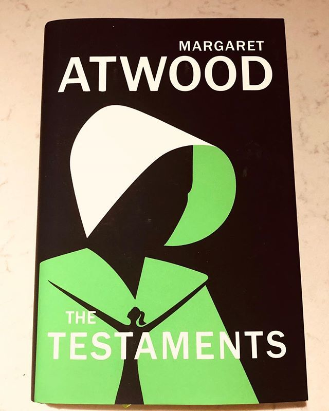 See you in a week  #handmaidstale #margaretatwood #thetestaments #beyondexcited  https:// ift.tt/2LsQ6WL     <br>http://pic.twitter.com/tr8qDmThw8