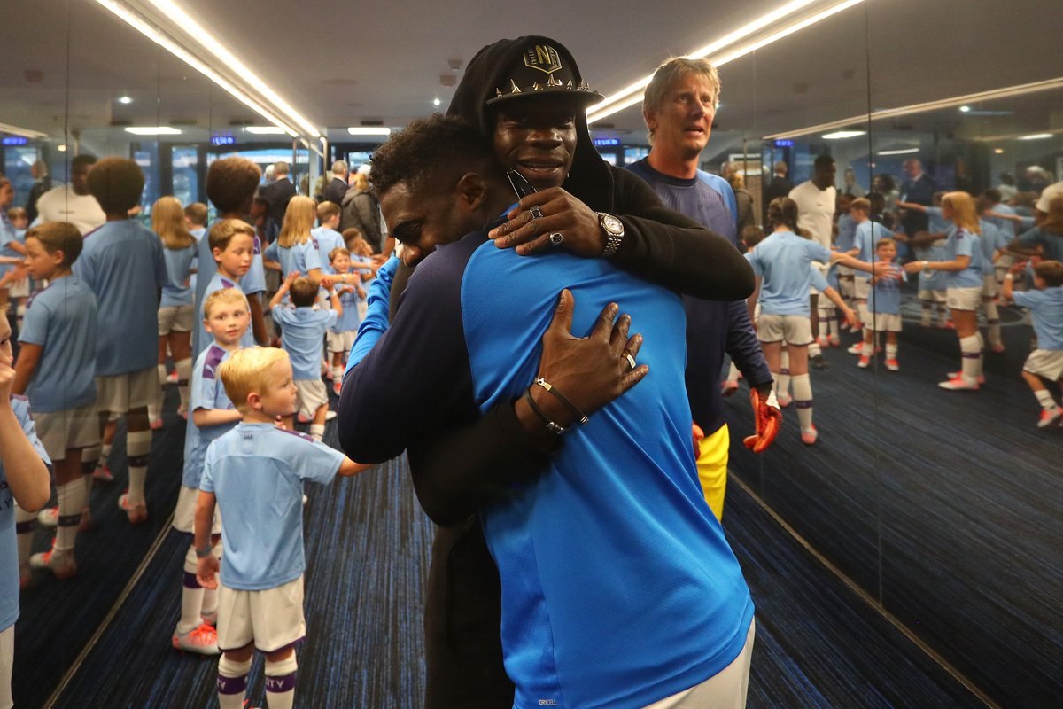 There is no need to be upset.#MCFC
