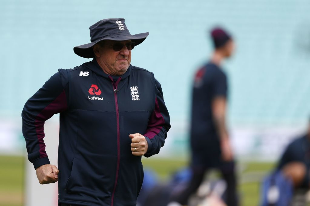"""Trevor Bayliss is very uncomplicated. What you see is what you get.""England bowler Mark Wood on what the departing coach is really like.https://bbc.in/2mc4rg2"