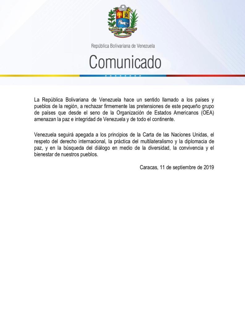 Esequibo - Gobierno (interino) de Juan Guaidó - Página 26 EENhfsRXsAIECwF