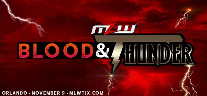 Major League Wrestling Returning To Orlando In November