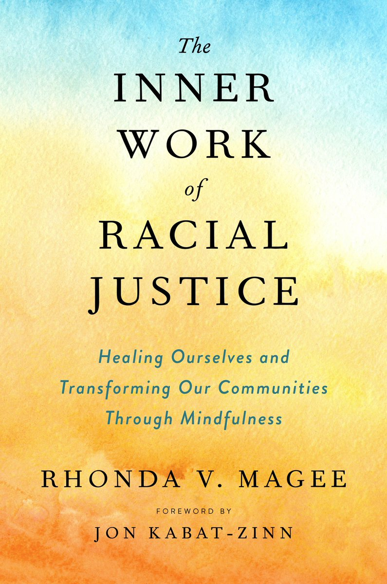 A major contribution to the intersection of racial justice work and mindfulness. Can we who are most privileged by the status quo wake up to our endemic blindness re legalized injustice in our country and learn how to collaborate authentically in healing our country? <br>http://pic.twitter.com/NlFN3BX2ub