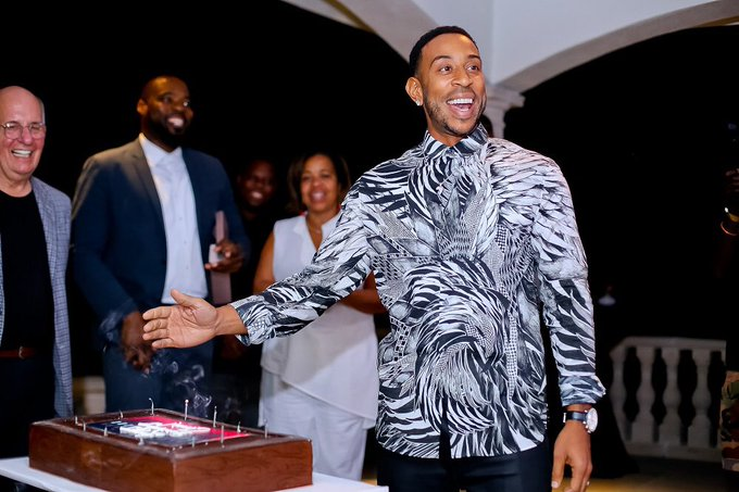 Happy Birthday to Ludacris what s your favorite song from him?
