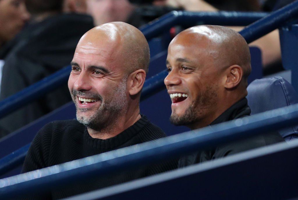 Vincent Kompany's testimonial didn't disappoint.It was a special night at the Etihad.Read all about it: https://bbc.in/2kcGxQN #MCFC