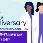Image for the Tweet beginning: #MyPAnniversary is a celebration of