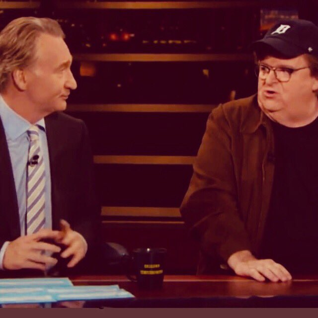 I'll be live on Bill Maher Friday night. HBO. 10pm ET. This show has no tape delay or censor button. Just sayin'. <br>http://pic.twitter.com/Vqi8SVXWD8