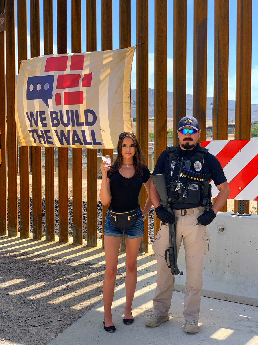 Thank you, Mr. President! We will get it done! @WeBuildtheWall @BrianKolfage