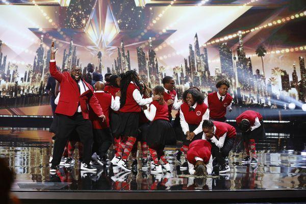 Detroit Youth Choir makes Americas Got Talent finals for shot at $1 million - Top Tweets Photo