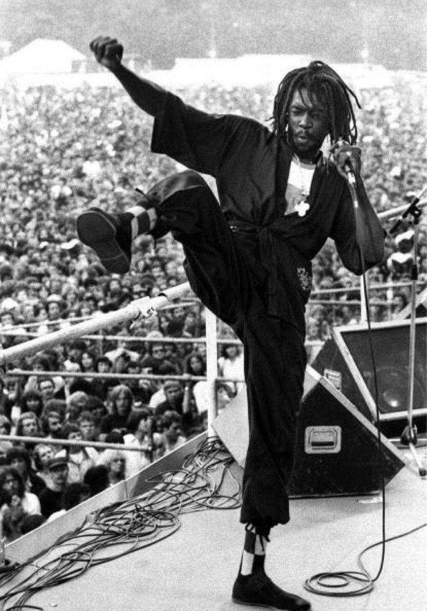 It's been 32 years since the life of @PeterTosh was cut short by the gun. The music lives on. #PeterTosh