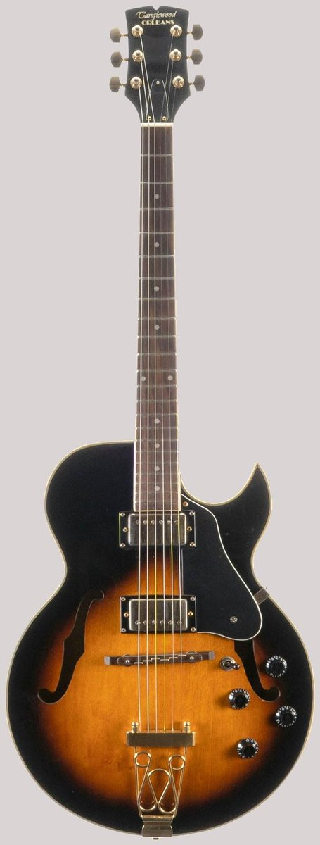 tanglewood orleans archtop guitar