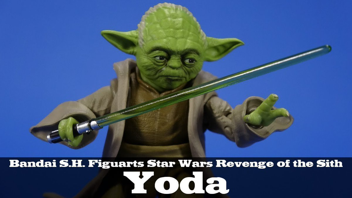 The Fwoosh On Twitter S H Figuarts Yoda Star Wars Revenge Of The Sith Bandai Tamashii Nations Action Figure Review Https T Co Z5w7bug5xd Https T Co Ru8njyg0gl