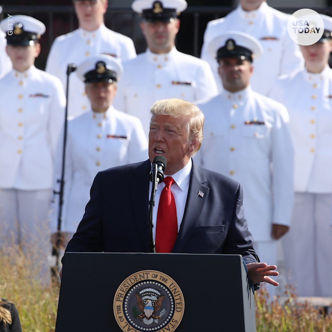 President Trump again said he helped at ground zero immediately following the 9/11 attacks. https://bit.ly/2lRe2bG