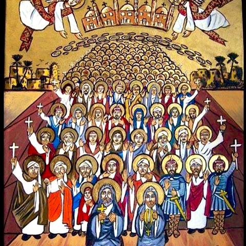 """Archbishop Angaelos on Twitter: """"Today marks #Nayrouz Feast #CopticNewYear  1736AM [#AnnoMartyri/#YearOfMartyrs] Although in #Egypt since 55AD, to  honour our martyrs the Church begins its calendar in 284AD, the start of  #Diocletian's reign,"""