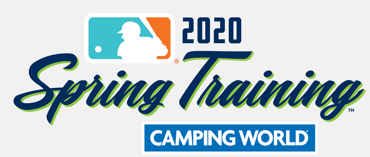 2020 Spring Training.Ed Kendrick On Twitter Sportslogosnet Philhecken