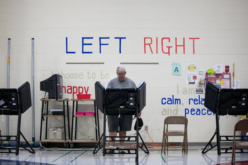 North Carolina Election Shows How Political Lines Are Drawn And They Are Fixed - Top Tweets Photo