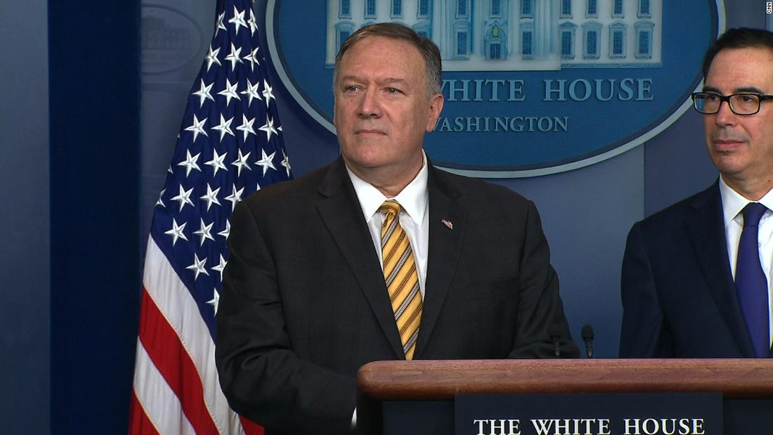 Administration considers double-tapping Pompeo for national security adviser - Top Tweets Photo