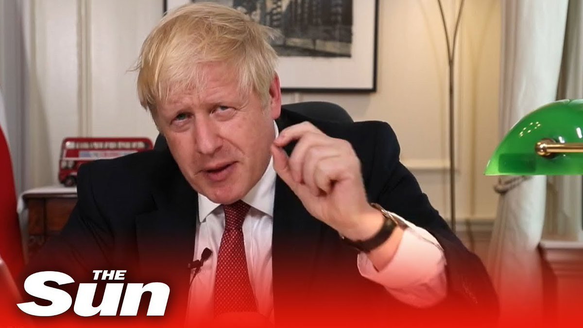Boris Johnson rules out a Northern Ireland only backstop - Top Tweets Photo