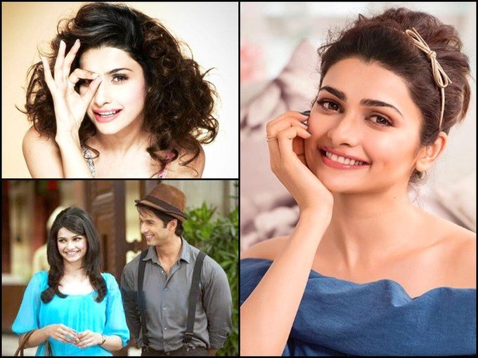 Happy Birthday Prachi Desai Prachi Desai was crazy for Shahid Kapoor in school days