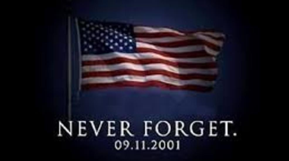 We must never forget.