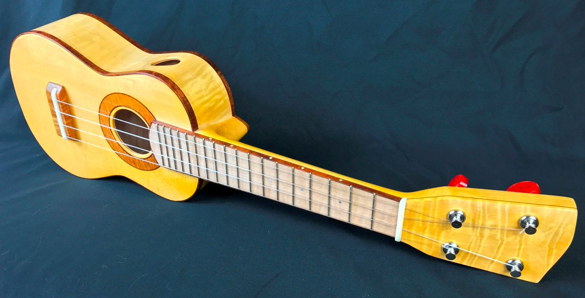 red sands soprano Ukulele