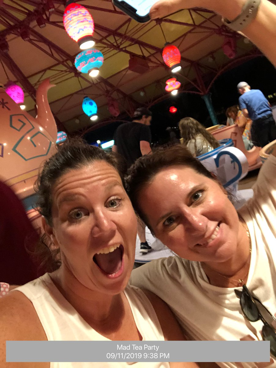 Ride 47: Mad Tea Party at 9:38 PM #parkeologychallenge #EveryRideWDW @Parkeology @RideEvery<br>http://pic.twitter.com/0EQwBIxjSL