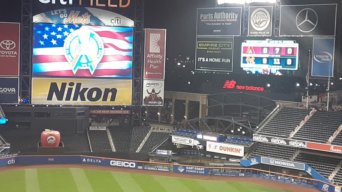 Wearing 9/11-inspired cleats, Mets get emotional win on anniversary of September 11 attacks