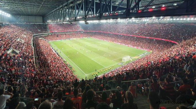 #AthleticoPR Foto