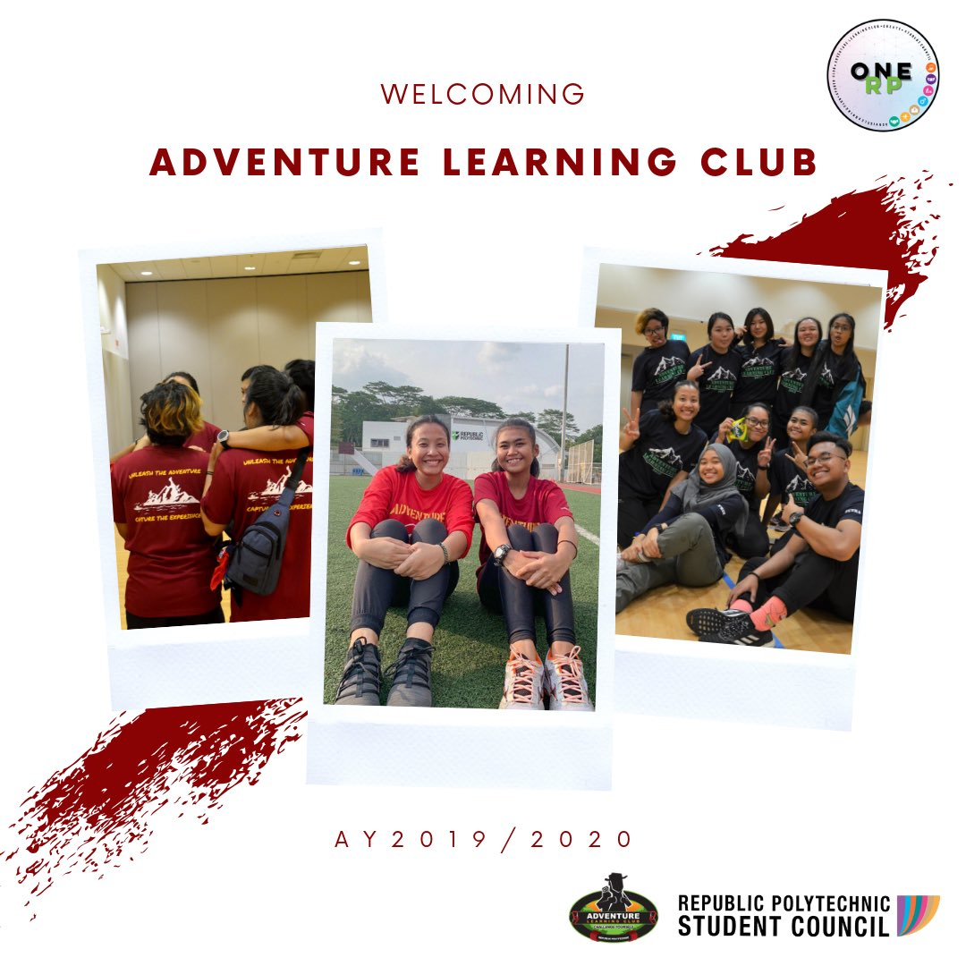 """I aim to ensure that all my members feel welcomed & will always look forward to attend every training sessions. It will not be an easy journey but with the help of everyone, I am looking forward to make it happen."" said Syafiqah, the President of Adventure Learning Club ⛺️🏆 https://t.co/xJaZ0ffF6J"