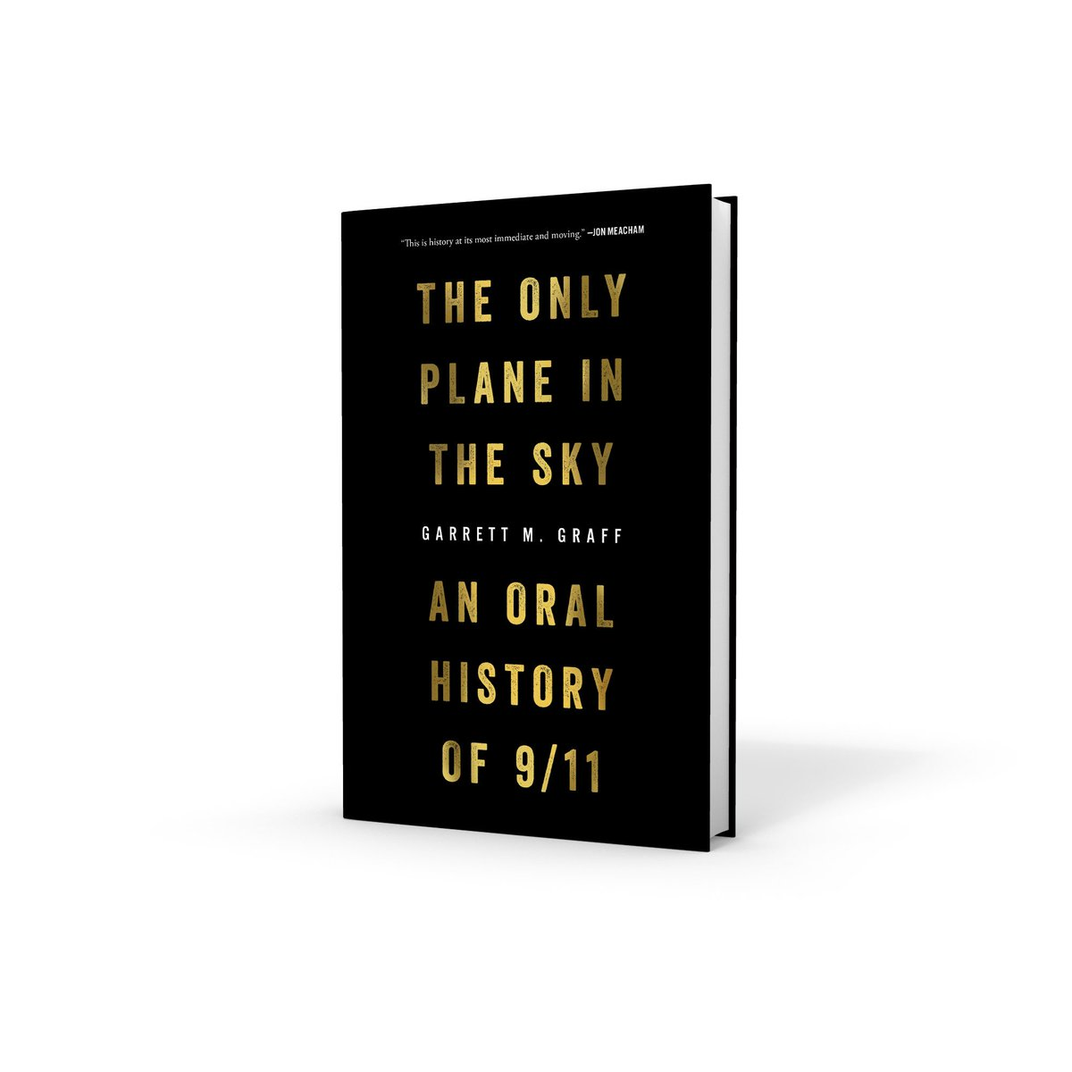 Thank you to all who have followed along today. If you're interested in hearing more of these stories, you can find The Only Plane in the Sky here:
