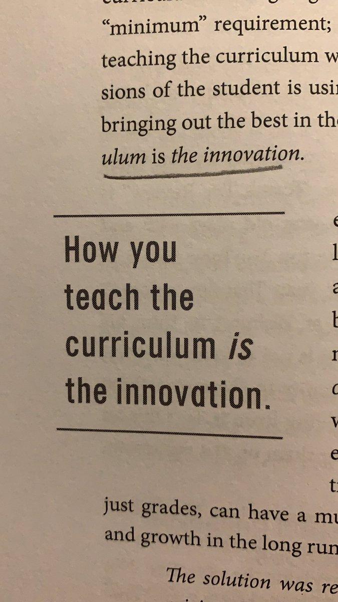 ❤️ this @gcouros ! #InnovateInsidetheBox
