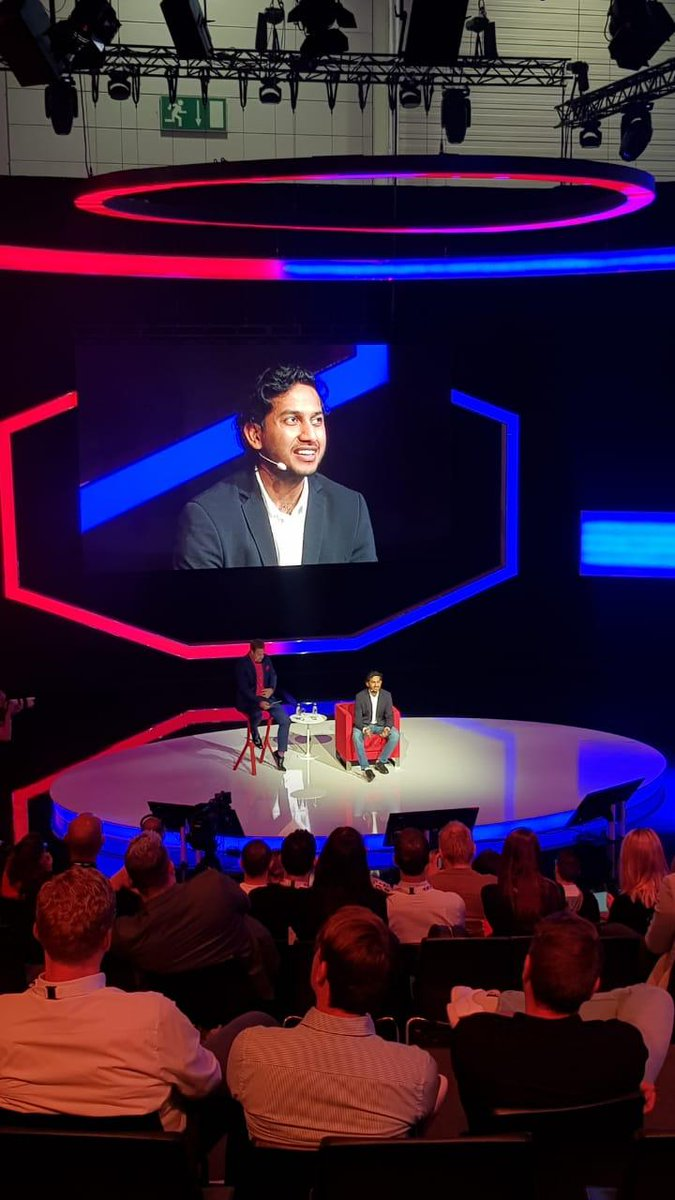It was an honor to address the room at #DMEXCO19 & reiterate our focus of delivering chic, affordable living spaces to all kinds of travelers. With high demand for vacation rental spaces in Europe, #OYO is committed to filling this gap with our growing brands Belvilla, Dancenter.<br>http://pic.twitter.com/4M811y3aKw