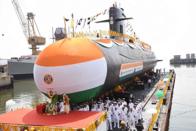 INS Khanderi: All you need to know about Indias 2nd Scorpene-class submarine - Top Tweets Photo
