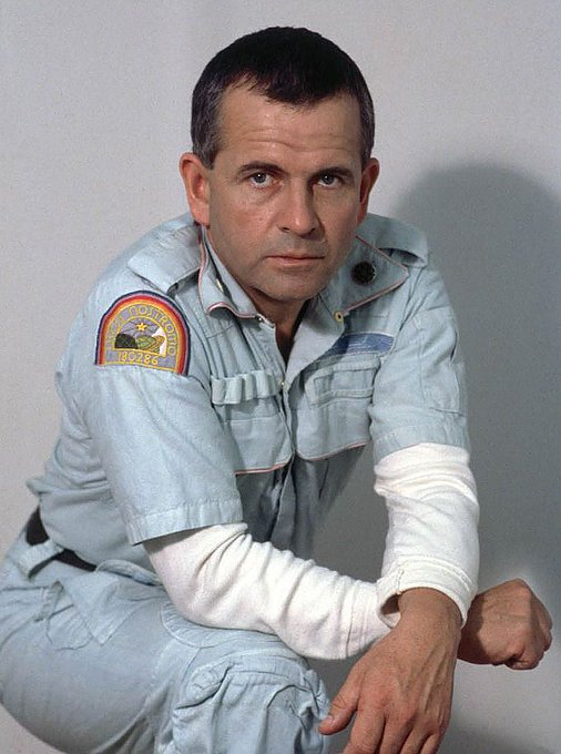 Happy birthday Ian Holm. 88 today. - Mike